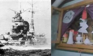 受け継がれる船霊信仰。海上自衛隊の護衛艦には「艦内神社」が祀られている