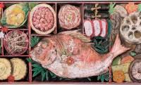 画材はチョークのみ!黒板アートで最優秀賞に輝いた超大作「おせち料理」が素晴らしすぎる!