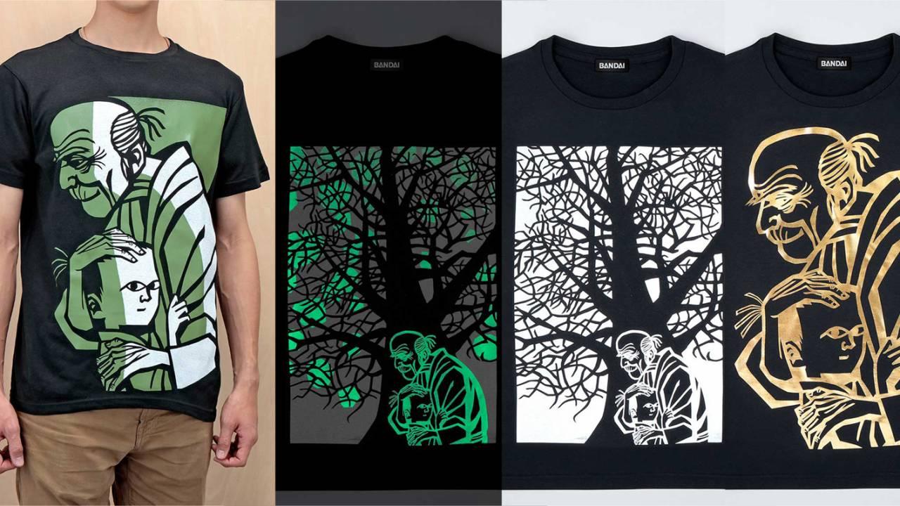 豆太の勇気、忘れない!不朽の名作絵本「モチモチの木」がなんとTシャツになりました!