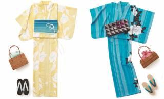 スヌーピー浴衣も登場する銀座三越「三越ゆかたガーデン 2019 GINZA」開催