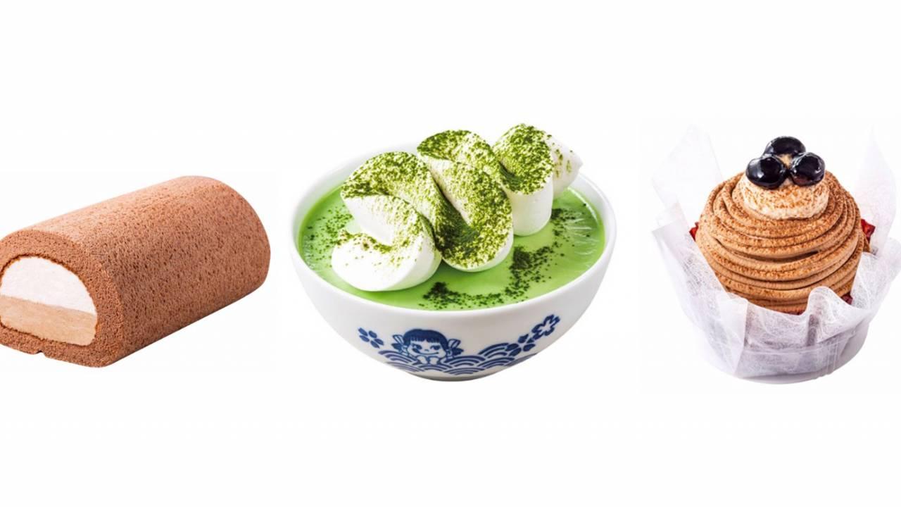 不二家が限定発売する「有田焼抹茶クリームティラミス」が可愛くって美味しそう♡