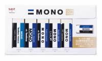 歴代が復刻!ド定番消しゴム「モノカラー」が50周年で初代〜第5世代のセット商品を限定発売!