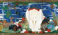 伊藤若冲のあの名品も!出光美術館がアメリカ・プライスコレクションの収蔵品を大量購入、日本に里帰り!