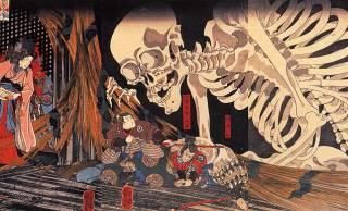 日本の髑髏は恩を忘れない?恐ろしいイメージとは違う「どくろの恩返し」の物語