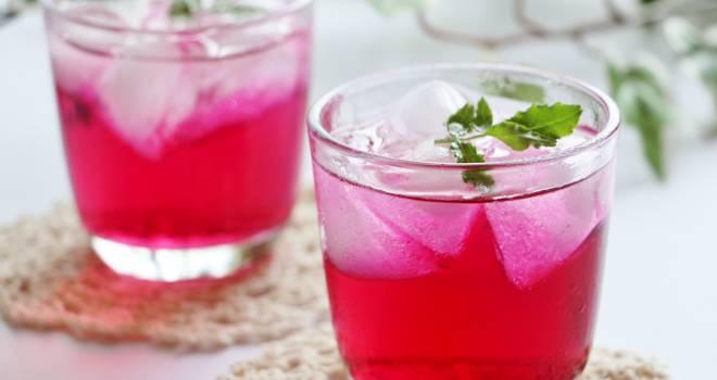 平安時代から重宝されてた赤紫蘇の脅威のパワー!酢とのコラボで健康やダイエットにも最適なんです
