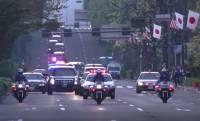 やめぇって(笑)トランプ大統領の車列に西部警察のテーマを付けてみた動画になんと公式も反応!