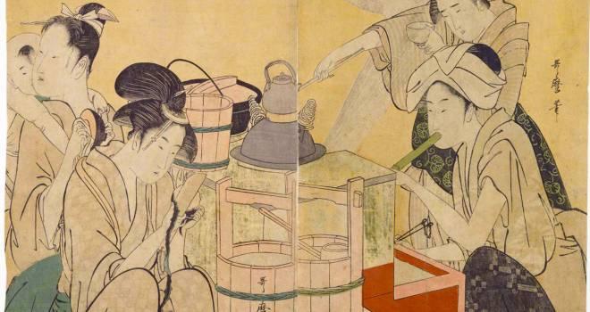 江戸っ子はミネラルウォーター派?実は江戸時代の水もお金を払って飲んでいた