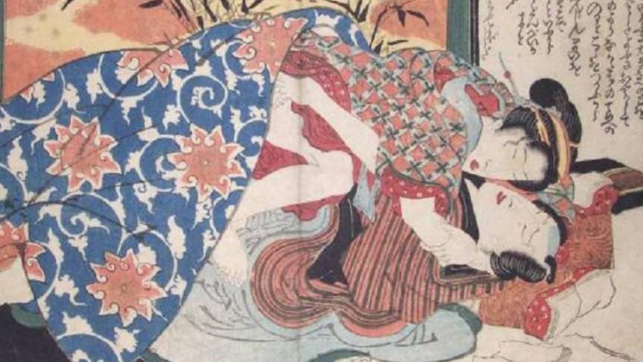 別名・助け舟(笑)江戸時代、夜の営みで男たちを支え続けた性戦具「鎧形」!
