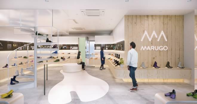 遂に専門店まで誕生!今注目の足袋シューズの専門店「MARUGO TOKYO」が今夏オープン!