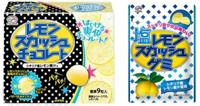 あの爽快感をチョコで再現!?ロングセラー「レモンスカッシュ」がチョコレート&グミになって新発売!