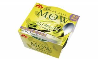 2種類の宇治抹茶を使った夏季数量限定の「MOW 宇治抹茶」が新発売!