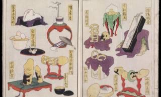 どう使うん?ってものまで!葛飾北斎による江戸時代のアダルトグッズ紹介「魂胆遣曲道具」