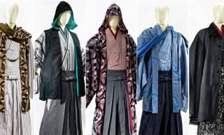 まさに透かしの美学!男の着物「和次元・滴や」が涼感たっぷりの2019夏コレクション発表!