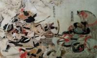 たった一人で織田軍を足止めした歴戦の武者・笠井肥後守高利の壮絶な最期【中編】