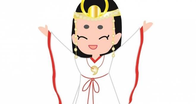 イタコの先祖とも言われる女神・菊理媛神は日本神話に登場する有名な夫婦の仲裁役?