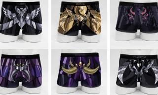 君の小宇宙は燃えているか?地上最強の「セイントクロスパンツ」に新作の冥衣パンツが登場!