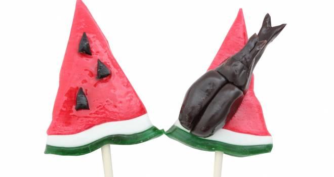 日本の夏といえばこれ!?スイカやカブトムシ、クワガタのロリポップキャンデイが夏季限定で発売!
