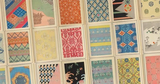 無料オンライン公開!100図もの多種多様なデザインが収められた明治時代の図案集「都紋百華」