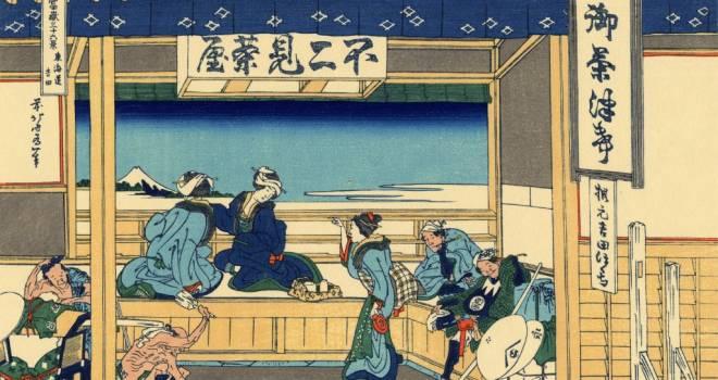 お江戸の庶民は超グルメ!?初物文化や外食文化、さらには9万円のお茶漬まで登場