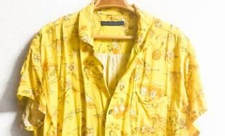 着物を最後まで大切に。アロハシャツは日本人が和服をシャツにリメイクしたのが起源