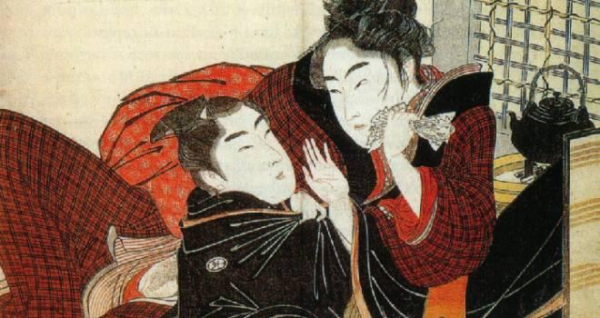 野外、銭湯、出会茶屋?江戸時代はどのような場所で愛を営んでいたのでしょう?