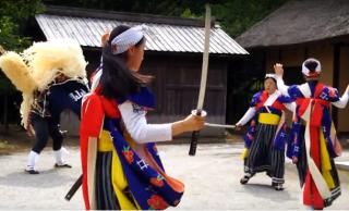 勇壮なパフォーマンスに感激!岩手県の伝統芸能「しし踊り」に『遠野物語』の世界を堪能