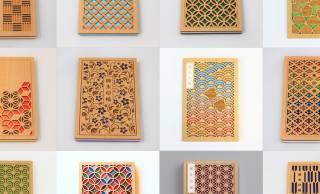 デザイン最高!伝統文様をあしらった和レトロな木製の御朱印帳がステキ!