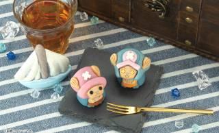 可愛すぎかっ♡ ONE PIECEのチョッパーが和菓子になっちゃった!再現度高し!