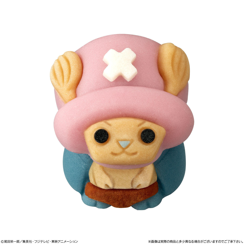 可愛すぎかっ One Pieceのチョッパーが和菓子になっちゃった 再現度