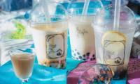 鳥獣戯画なデザインも可愛い!日本酒専門店が甘酒を使った「甘酒タピオカミルク」発売