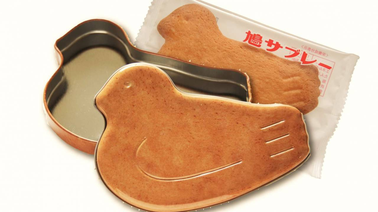 なにこれ可愛いwww 鳩サブレーがすっぽり入っちゃう「鳩サブレー缶」が限定発売!