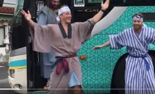 【動画】浴衣ではしゃぐラグビーカナダ代表が日本を満喫しまくっている件(笑)