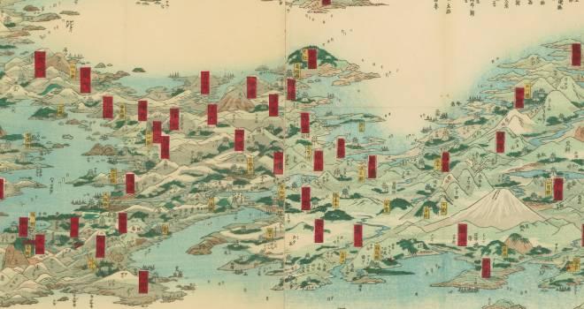 関西と近畿というコトバの起源。同じ西日本を指す言葉でも実はエリアが違います