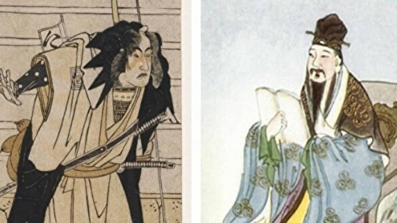 クォーター侍!赤穂浪士の中には何と古代中国の思想家・孟子の末裔がいた!