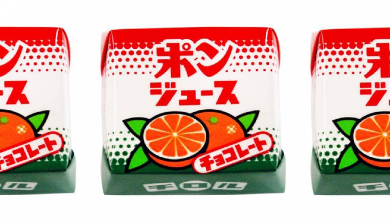デザインも最高だコレ!ポンジュースの原液を使用した「ビッグチロル〈ポンジュース〉」が新発売!