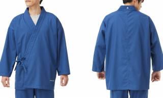 日本古来の作務衣をアウトドアブランド「mont-bell」が独自開発素材を使い新発売!