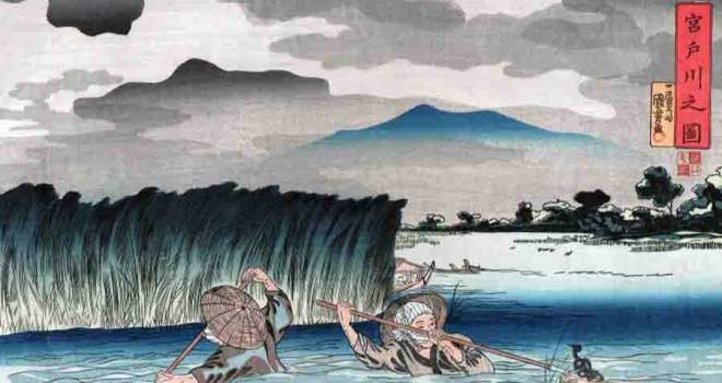 隅田川でもうなぎ獲り放題!?江戸時代のファストフードが高級すぎる件 その2