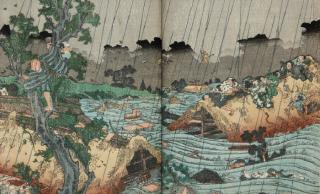 ギリシャ神話に由来?台風の「台」って何なの?台風の語源を紹介します