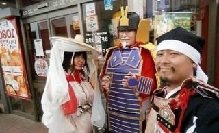 これは胸アツ!鎌倉武士が本気でつくる世界初「ケンタッキーおじさん」専用大鎧プロジェクト