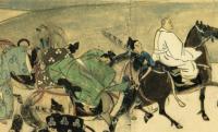 平安最強!謎の黒づくめ集団を率いた平致経の要人警護が京都で話題に【中編】