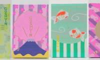 カラフル&ポップな御朱印帳「GOSHUINノート」に大判サイズが登場!用途もいろいろ