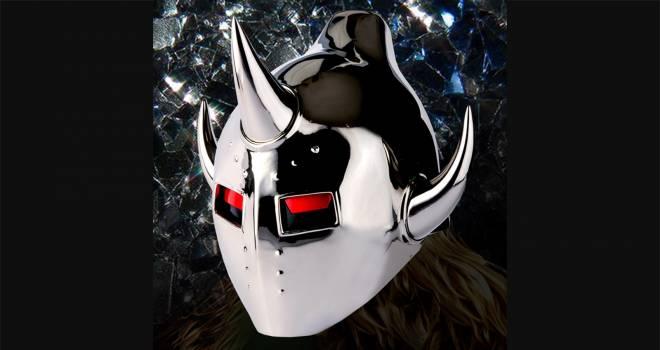お値段100万円ぽっきり!キン肉マンに登場する「悪魔将軍」の1/1スケールマスクが新発売