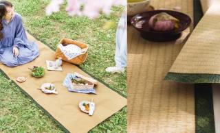 素敵アイデア!味気ないレジャーシートにおさらば。日本の風景をより日本らしくする「畳シート」が最高!