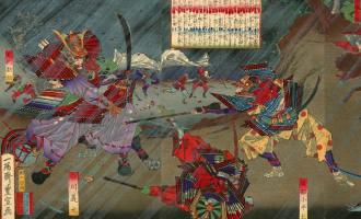 桶狭間の戦いで今川義元を討ち取った服部小平太と毛利新介…その後の人生どうなった?【一】