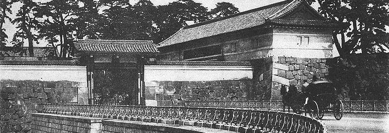 皇居ランナー必見!知って走ればもっと楽しい江戸城の門
