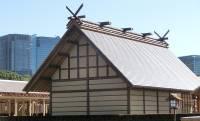 次の改元まで見られない!取り壊される皇居東御苑「大嘗宮」が12月8日まで一般公開中!その2