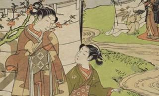 着物の柄から絵師・鈴木春信の代表作「風俗四季哥仙」を読み解く!春信の魅力 その4【後編】