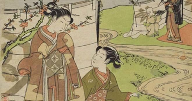 3月3日は曲水の宴?絵師・鈴木春信の代表作「風俗四季哥仙」から日本文化を探る!春信の魅力 その4【前編】