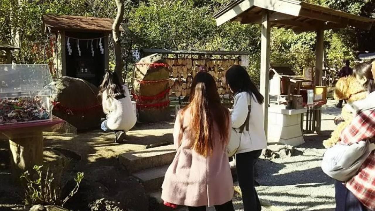 鎌倉の葛原岡神社はいつから「縁結びスポット」に?神職の方に訊いてみました