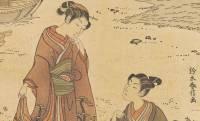 着物の文様から絵師・鈴木春信の浮世絵「風俗四季哥仙」を読み解く!春信の魅力 その3【後編】